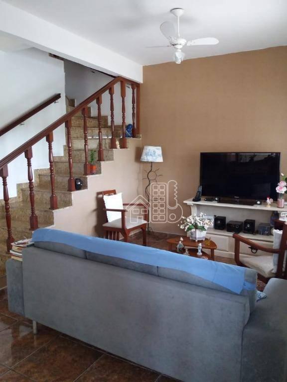 Casa com 3 dormitórios à venda, 165 m² por R$ 350.000