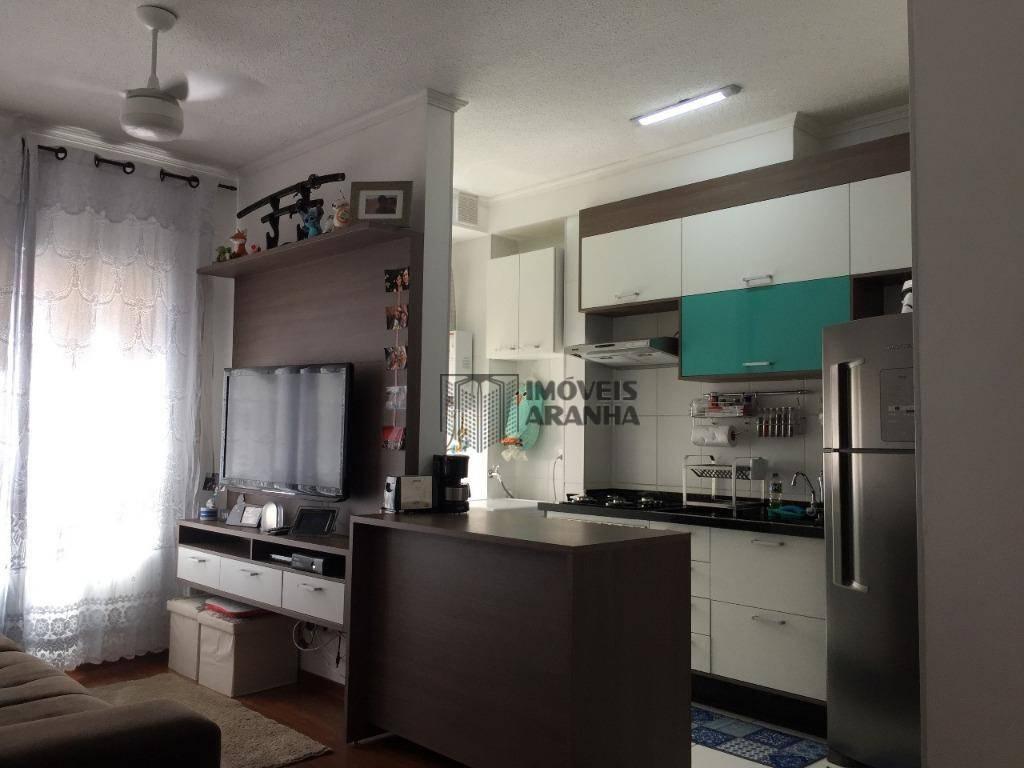 Apartamento residencial à venda, Osasco, Osasco.
