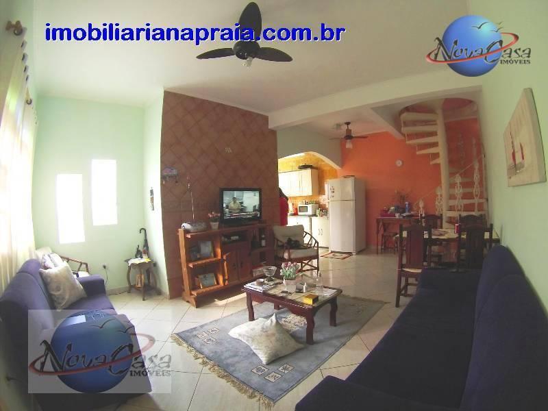Sobrado 2 Dormitórios Vila Mirim, Praia Grande.