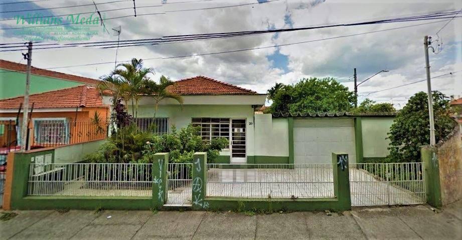 Casa à venda, 166 m²A/C e 520 A/T por R$ 750.000 - Jardim Vila Galvão - Guarulhos/SP
