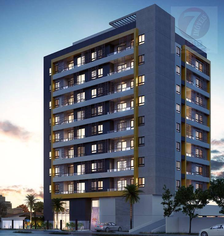 Apartamento residencial à venda, Bessa, João Pessoa - AP0393