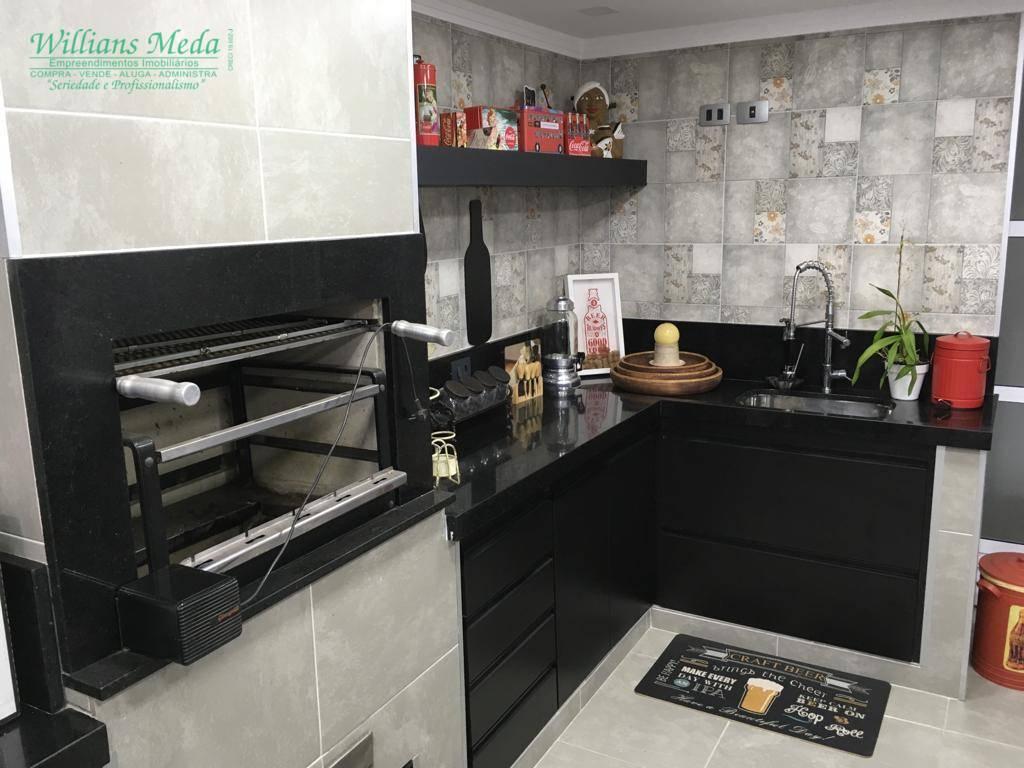 Sobrado à venda, 166 m² por R$ 850.000,00 - Cidade Maia - Guarulhos/SP