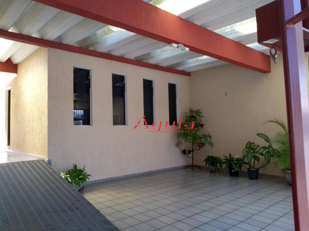 Sobrado com 3 dormitórios à venda, 293 m² por R$ 830.000 - Vila Francisco Matarazzo - Santo André/SP