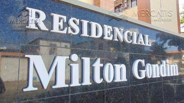 Apartamento à venda  |  Residencial Milton Gondim  |  Bairro Itaperi  |  Fortaleza (CE)  -