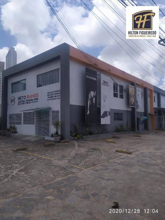 Prédio à venda, 585 m² por R$ 1.250.000 - Jardim Oceania (BESSA)- João Pessoa/PB