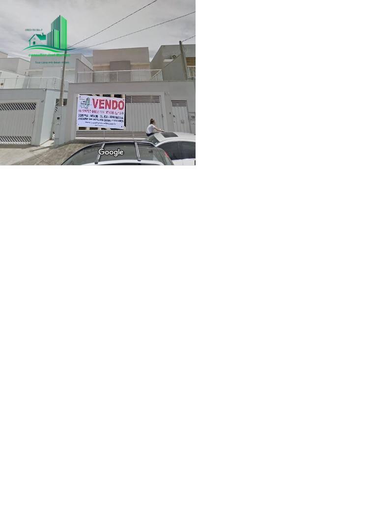 Sobrado Novo sem Uso com 3 dormitórios à venda, 170 m² por R$ 750.000 - Parque da Represa - Jundiaí/SP