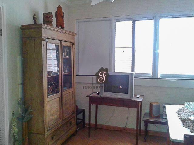 Kitnet com 1 dormitório à venda, 50 m² por R$ 150.000,00 - Centro - Campinas/SP