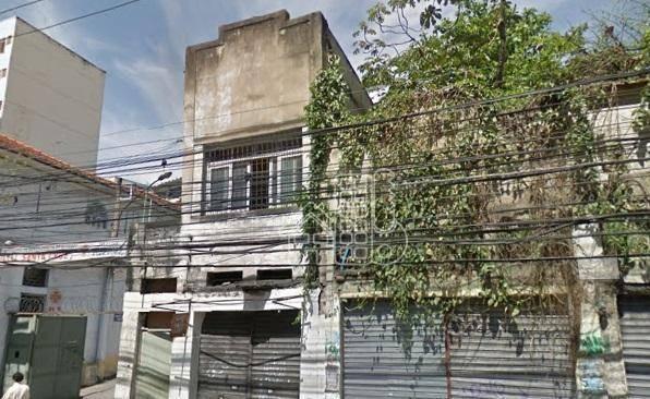 Área à venda, 601 m² por R$ 4.000.000,00 - Centro - Niterói/RJ