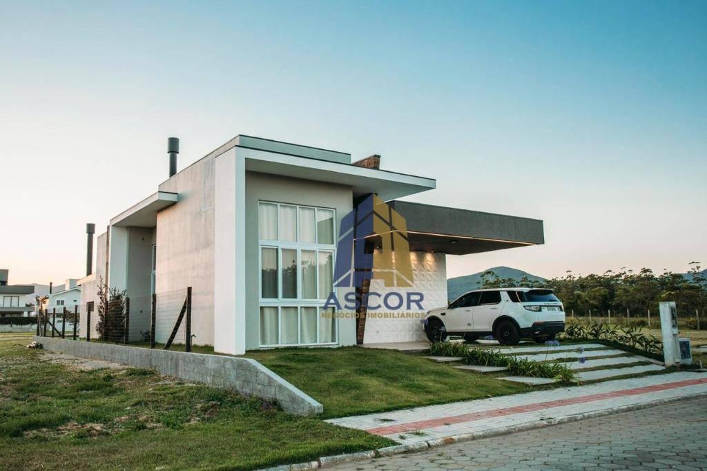 Casa com 3 dormitórios à venda, 185 m² - Praia do Rosa - Garopaba/SC