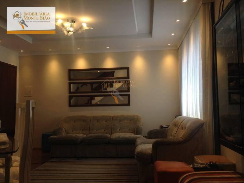 Apartamento Duplex Residencial à venda, Jardim Flor da Montanha, Guarulhos - .
