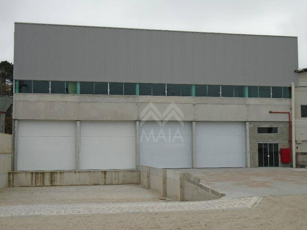 Barracão comercial para locação, Ouro Fino, São José dos Pin