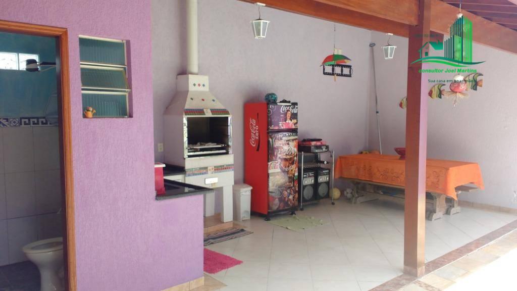 Casa com 3 dormitórios à venda, 253 m² por R$ 580.000 - Giardino D  Itália - Itatiba/SP