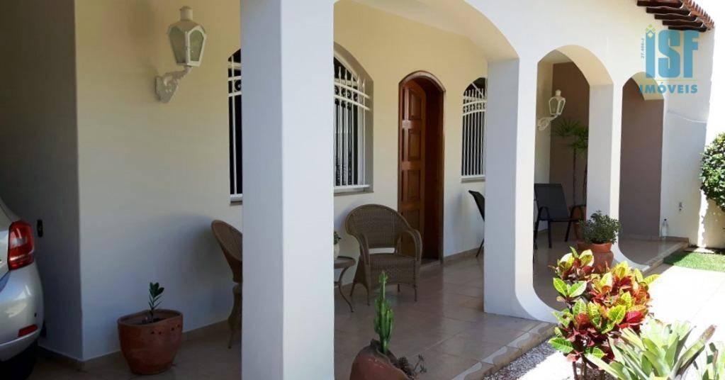 Casa residencial à venda, Vila Rosa, Itapetininga.