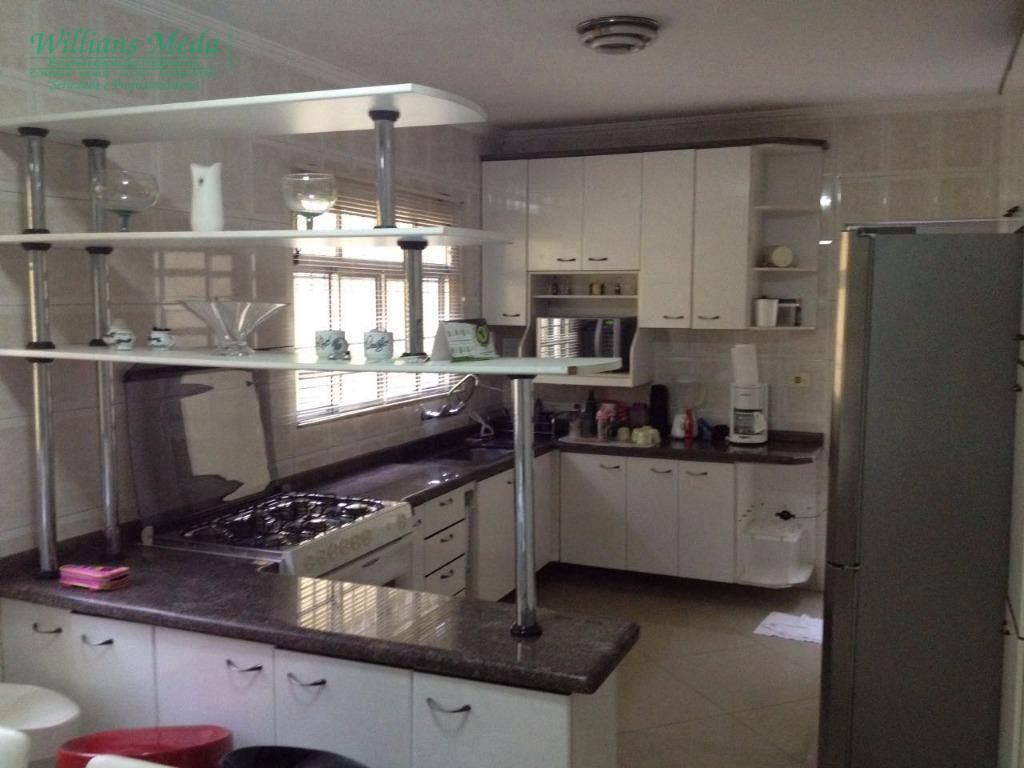 Sobrado à venda, 170 m² por R$ 550.000,00 - Jardim Santa Clara - Guarulhos/SP