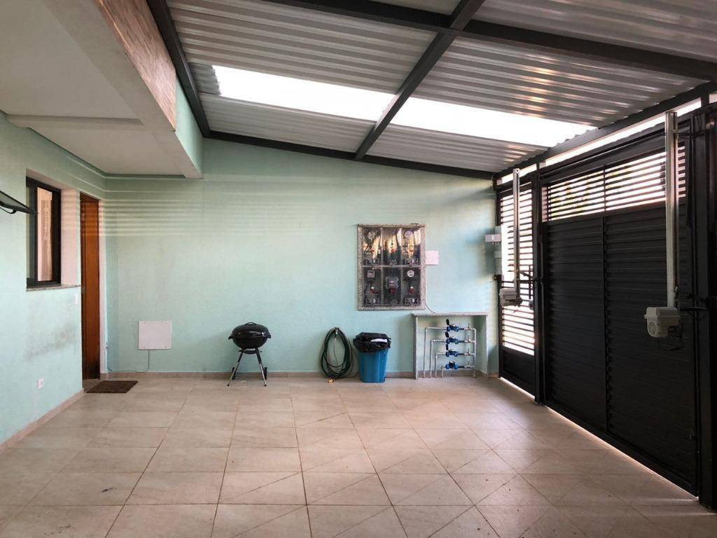 Apartamento residencial à venda, Vila Santa Teresa, Santo André.