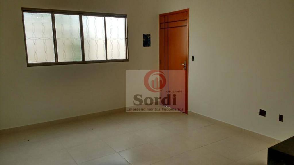 Casa à venda, 65 m² por R$ 251.000,00 - Planalto Verde - Ribeirão Preto/SP