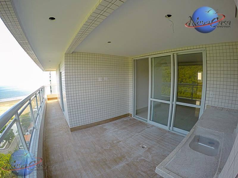 Apartamento 04 Dormitórios Alto Padrão, Canto do Forte, Praia Grande.