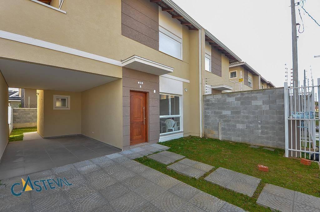 CA0109-CST, Casa de 3 quartos, 121 m² à venda no Xaxim - Curitiba/PR