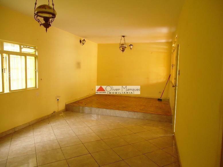 Casa para alugar, 124 m² por R$ 3.500,00/mês - Vila Conceição - Barueri/SP