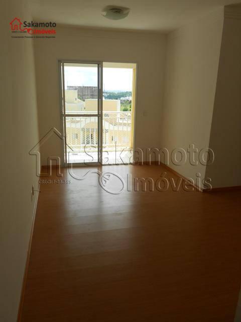 Apartamento residencial para venda e locação, Parque Campolim, Sorocaba - AP1624.