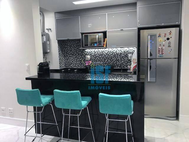 Apartamento com 2 dormitórios à venda, 83 m² por R$ 720.000 - Centro - Osasco/SP - AP20494.