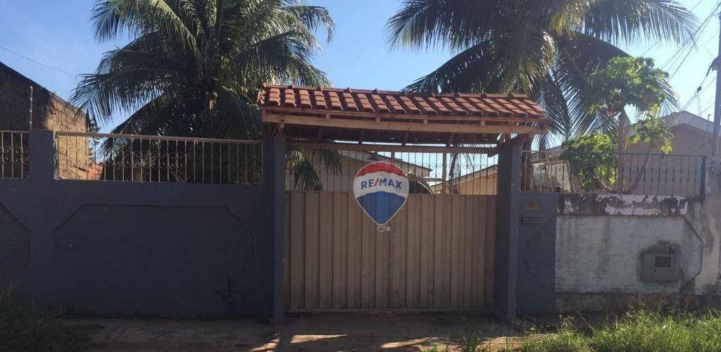 Casa com 2 dormitórios para alugar, 71 m² por R$ 1.000,00/mês - Planalto - Porto Velho/RO