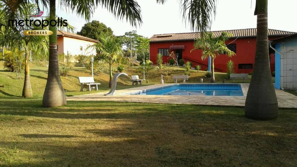 Chácara com 4 dormitórios à venda, 2000 m² por R$ 460.000 - Portal Pirapora - Salto de Pirapora/SP