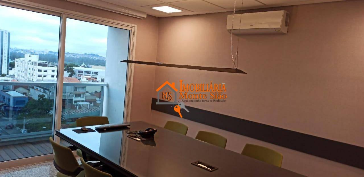 Sala para alugar, 32 m² por R$ 2.700,00/mês - Centro - Guarulhos/SP