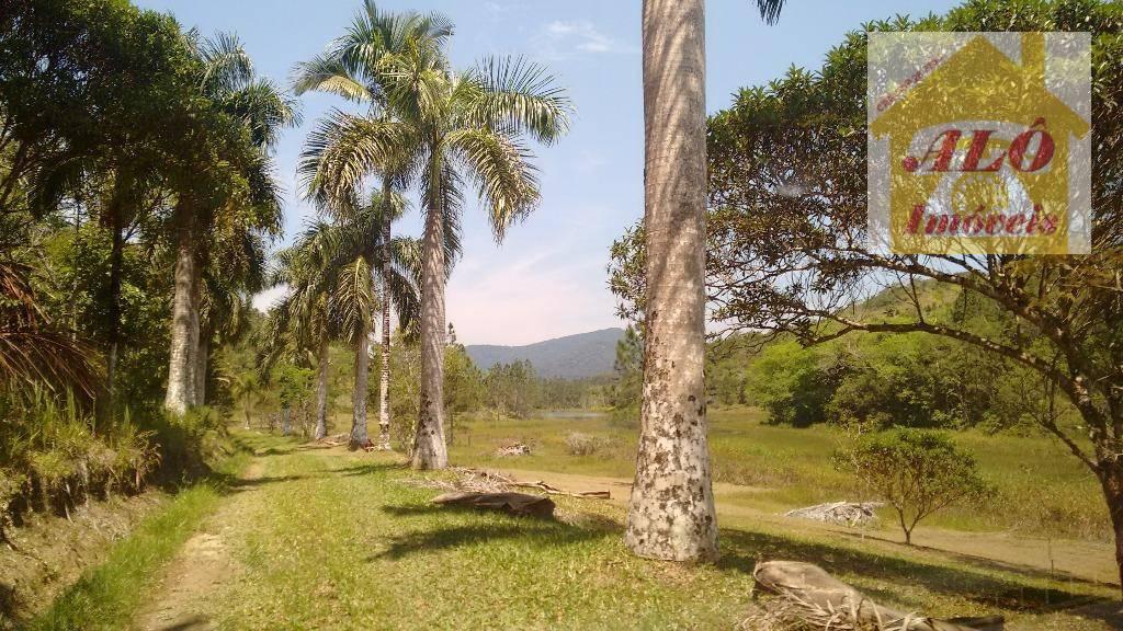 Fazenda à venda, 1210000 m² por R$ 1.500.000,00 - Rocio - Iguape/SP