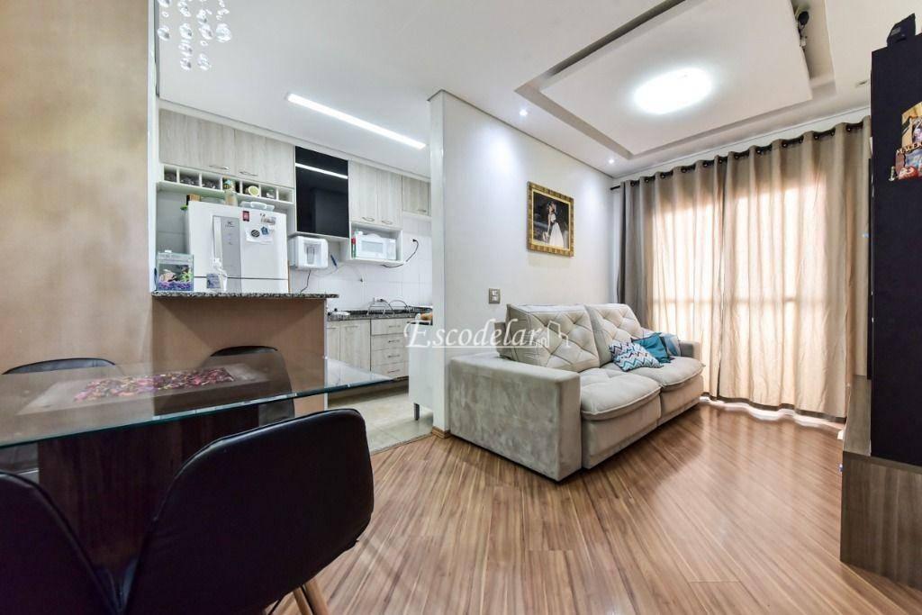 Apartamento com 2 dormitórios à venda, 55 m² por R$ 356.000,00 - Santa Terezinha - São Bernardo do Campo/SP