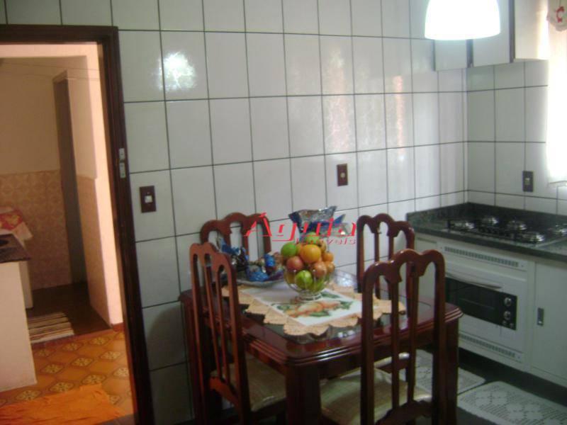 Sobrado com 2 dormitórios à venda, 126 m² por R$ 395.000 - Parque Capuava - Santo André/SP