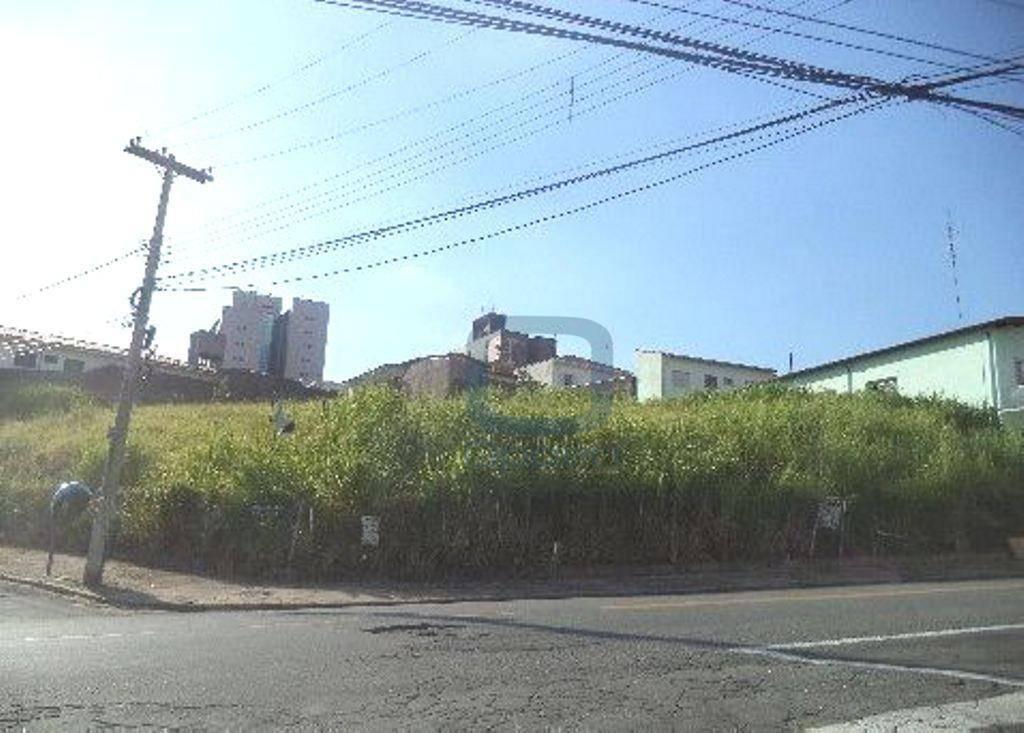 Área comercial à venda, Jardim do Trevo, Campinas.