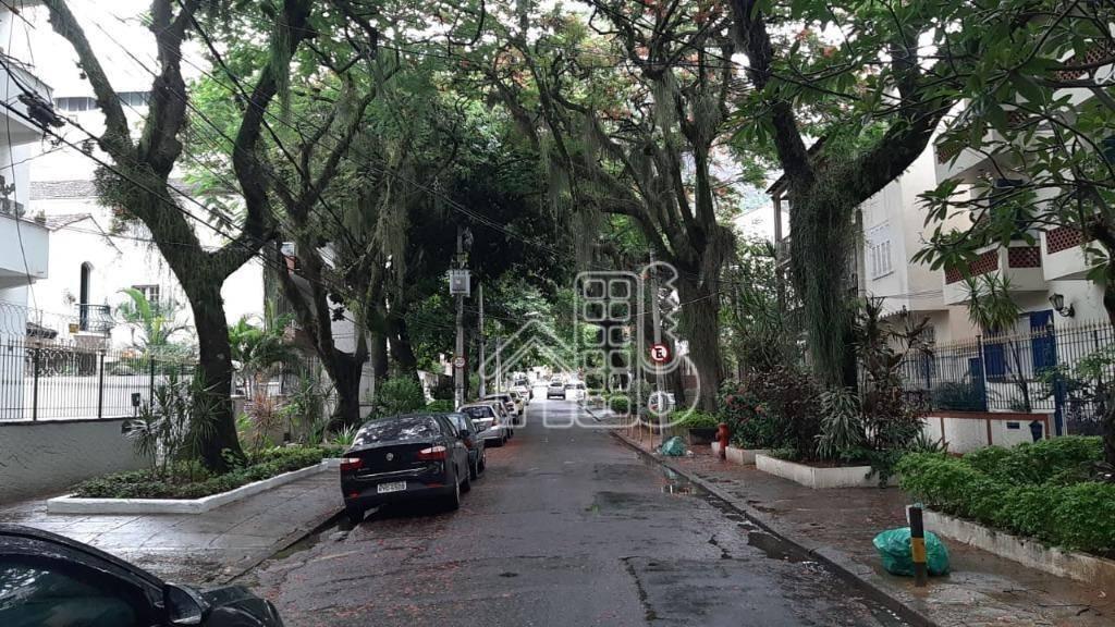 Apartamento com 2 dormitórios à venda, 70 m² por R$ 460.000,00 - Grajaú - Rio de Janeiro/RJ