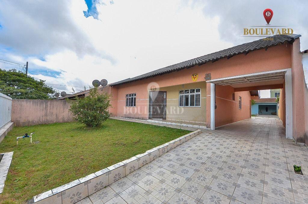 Casa com 5 dormitórios à venda, 245 m² por R$ 665.000,00 - Afonso Pena - São José dos Pinhais/PR