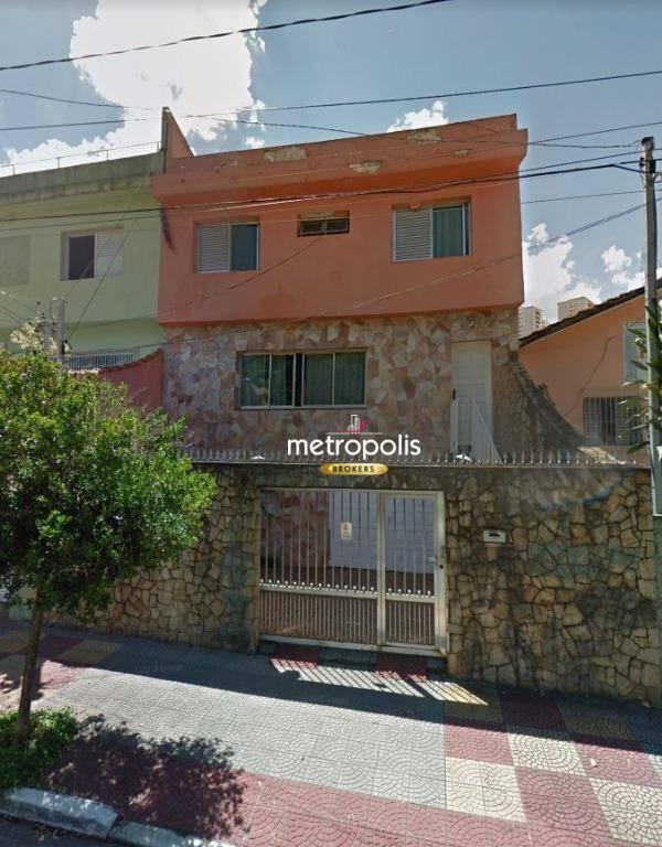 Sobrado à venda, 250 m² por R$ 690.000,00 - Olímpico - São Caetano do Sul/SP