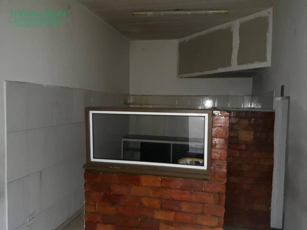 Salão para alugar, 50 m² por R$ 1.500/mês - Vila São Jorge -