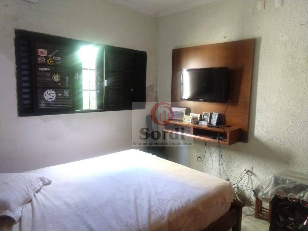 Casa com 4 dormitórios à venda, 73 m² por R$ 471.000,00 - Jardim Irajá - Ribeirão Preto/SP