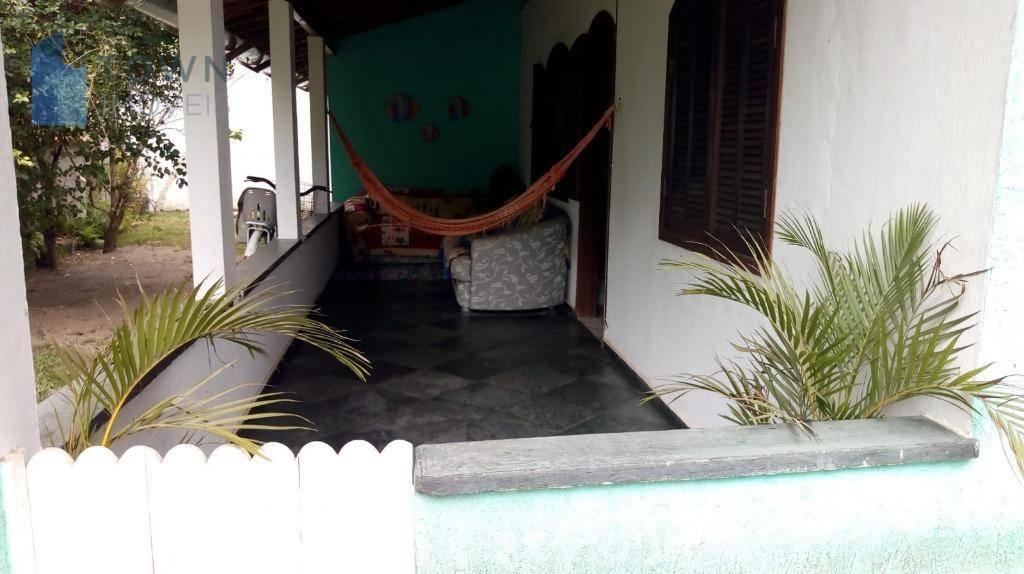Casa com 3 dormitórios para alugar, 150 m² por R$ 1.100/mês - Bananal (Ponta Negra) - Maricá/RJ