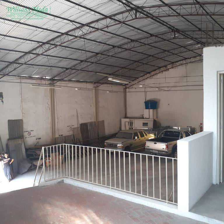 Galpão para alugar, 753 m² por R$ 15.330,00/mês - Macedo - Guarulhos/SP