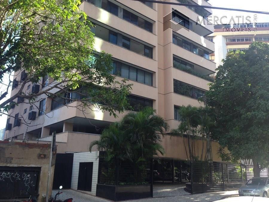 Apartamento à venda  |  Edifício Viena  |  Bairro Aldeota  |  Fortaleza (CE)  -