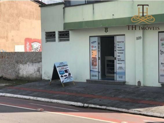 SALA COMERCIAL PARA LOCAÇÃO E  VENDA NO CENTRO DE BALNEÁRIO CAMBORIÚ - SC!