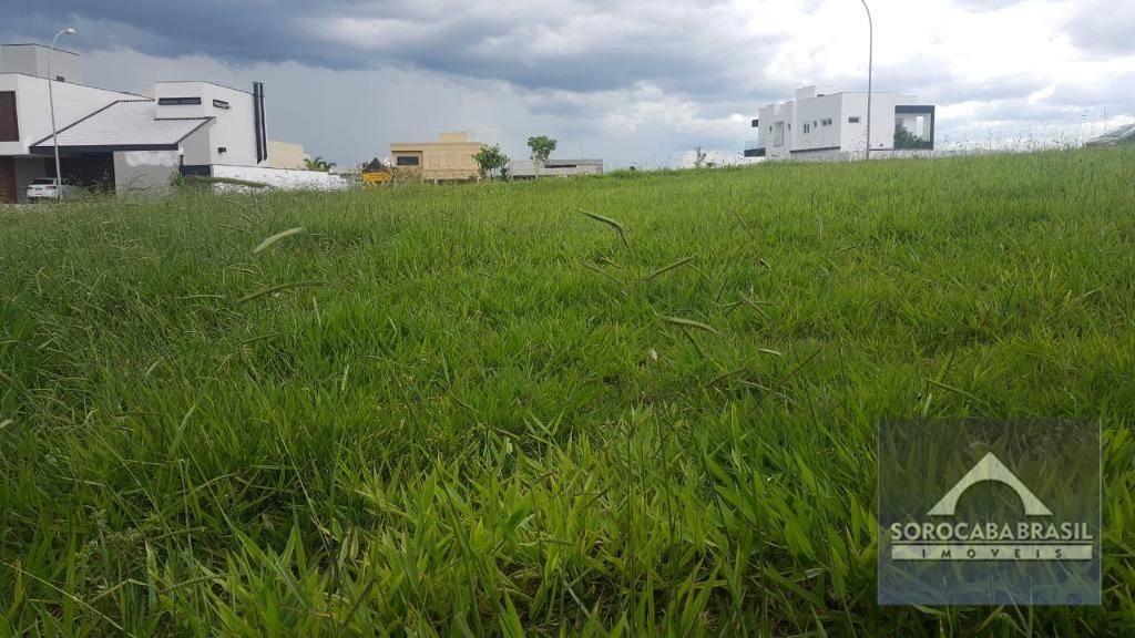 Terreno à venda, 450 m² por R$ 400.000 - Alphaville Nova Esplanada I - Votorantim/SP, próximo do Shopping Iguatemi e Supermercado Tauste.