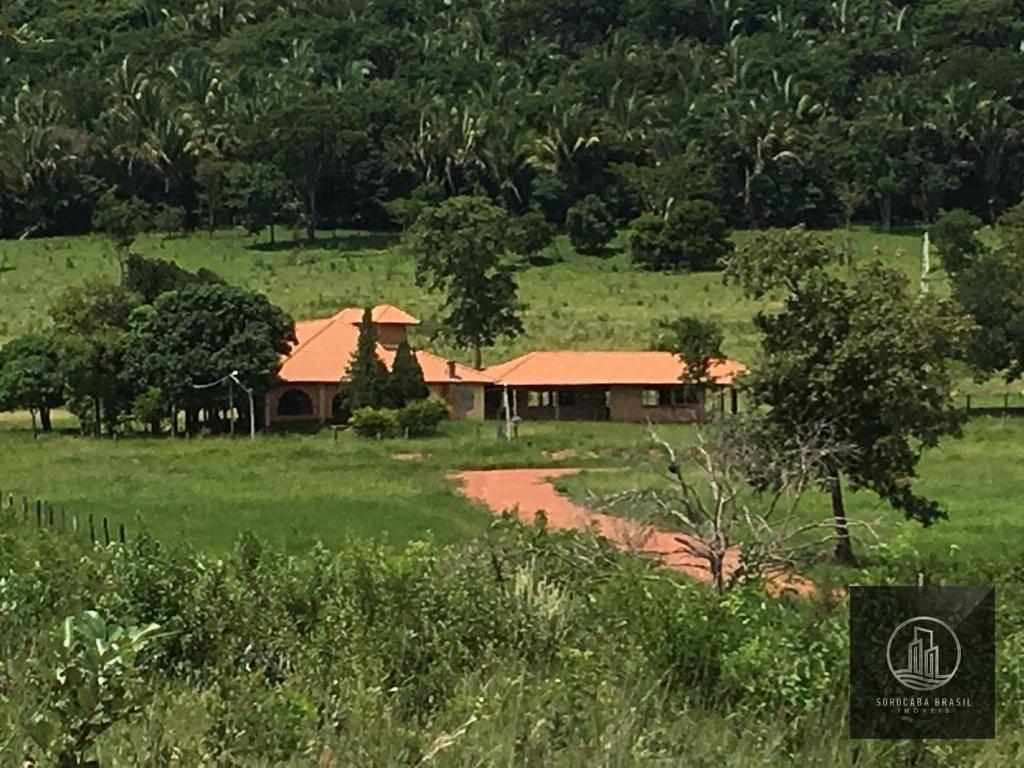 Fazenda à venda, 6000000 m² por R$ 7.200.000 - Zona Rural - Itiquira/MT - Apenas R$ 12.000,00 o Ha, entre em contato para mais informações