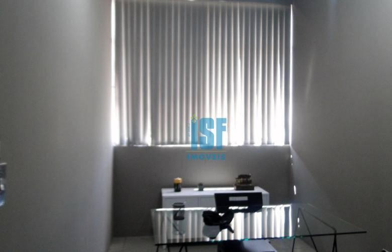 Sala comercial para locação, Umuarama, Osasco - SA0165.