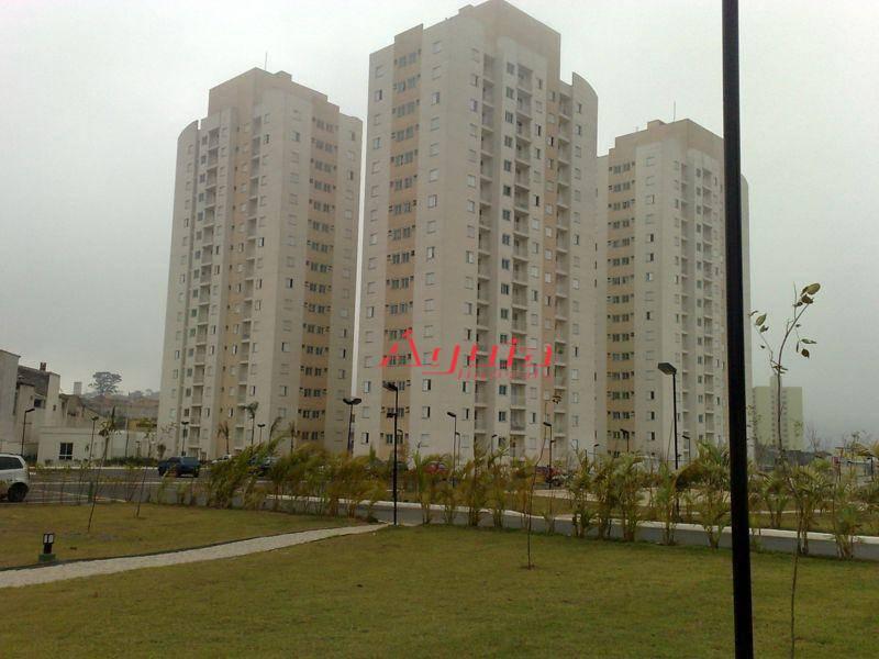 Apartamento com 2 dormitórios à venda, 50 m² por R$ 270.000,00 - Parque Novo Oratório - Santo André/SP