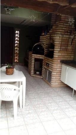 Sobrado com 3 dormitórios à venda, 132 m² por R$ 1.060.000,00 - Jardim do Mar - São Bernardo do Campo/SP