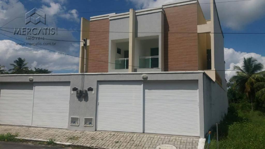 Casa Duplex à venda | Bairro Centro | Eusébio (CE) -