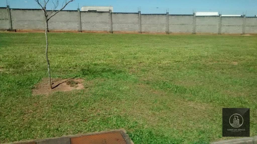 Terreno à venda, 430 m² por R$ 300.000 - Alphaville Nova Esplanada - Votorantim/SP