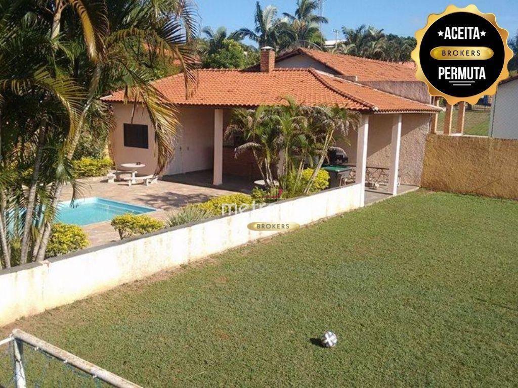 Chácara com 5 dormitórios à venda, 1058 m² por R$ 450.000 - Rural - Dois Córregos/SP