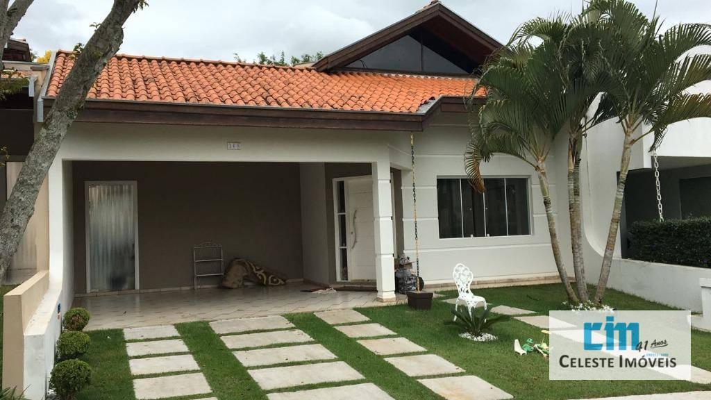 Casa residencial à venda, Vivendas do Parque, Boituva.
